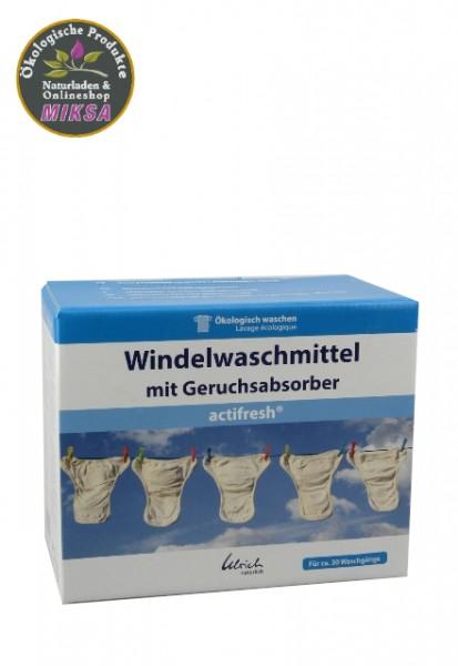 Ulrich natürlich Windelwaschmittel mit Geruchsabsorber actifresh