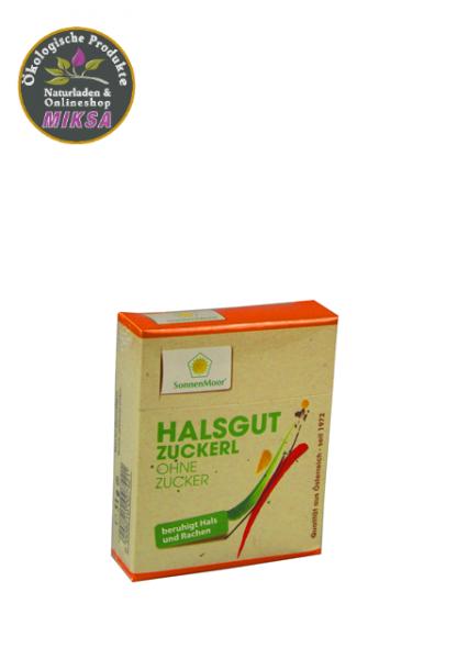 HalsGut Zuckerl